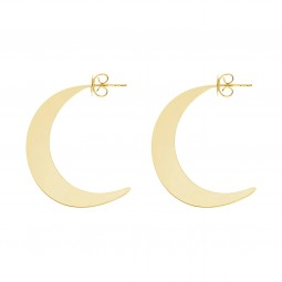 earring MOONLIGHT gold