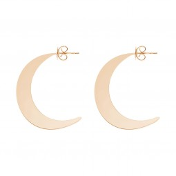 earring MOONLIGHT rosé