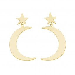 earring SWEET DREAMS gold