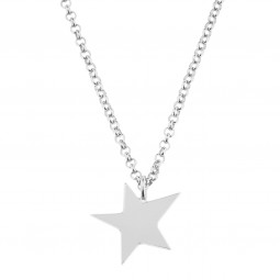 necklace LITTLE STAR silver