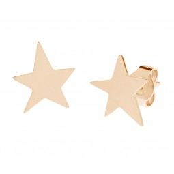 earring LITTLE STAR rosé