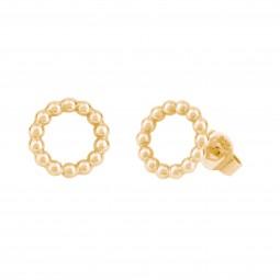ID earring # 7 gold