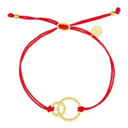 CHARITY bracelet gold*