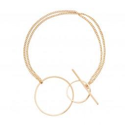 bracelet INNER CIRCLE rosé