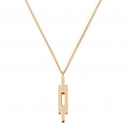 necklace NYC rosé