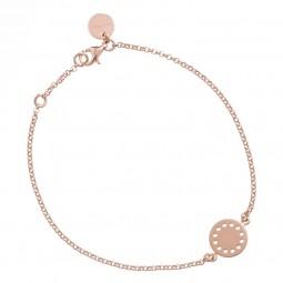 ID bracelet # 2 rosé