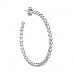 ID earring # 6 silver