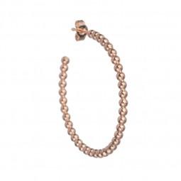 ID earring # 6 rosé