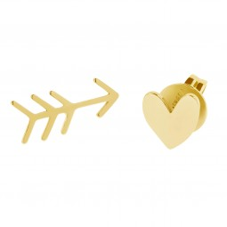 Ohrstecker AMOR gold