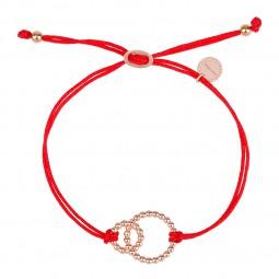 CHARITY bracelet rosé *