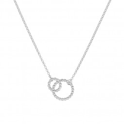 LOVE necklace silver