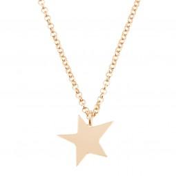 necklace LITTLE STAR rosé