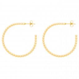 ID earring # 6 gold