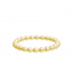ID ring # 1 gold Gr. 55/56
