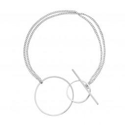 bracelet INNER CIRCLE silver