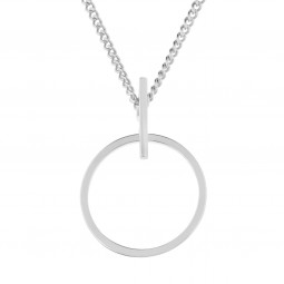 necklace POWER silver
