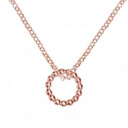 ID necklace # 1 rosé