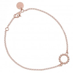 ID bracelet # 1 rosé