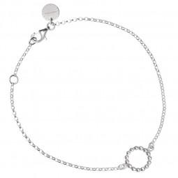 ID bracelet # 1 silver