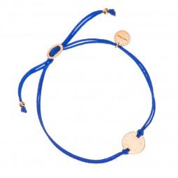 ID bracelet # 4 rose
